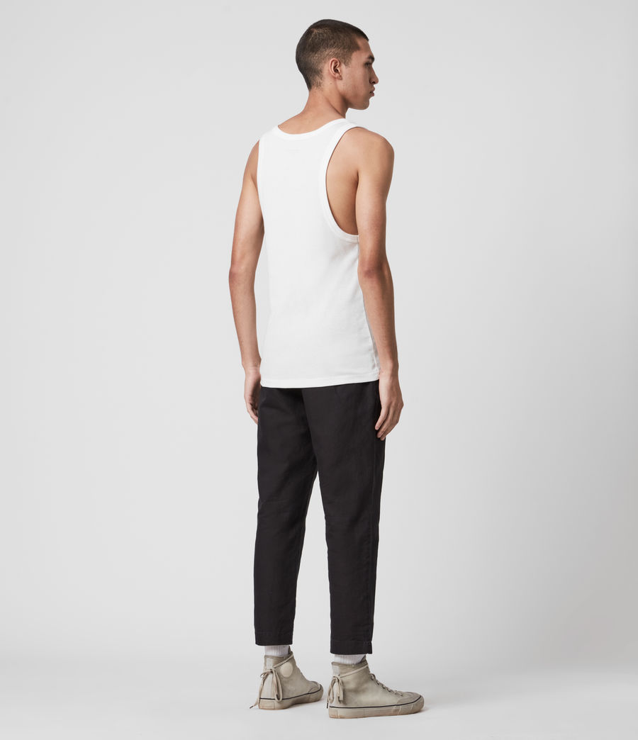 Men's Darius Vest (chalk_white) - Image 5