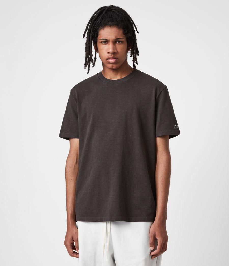 Men's Seri Crew T-Shirt (black) - Image 1