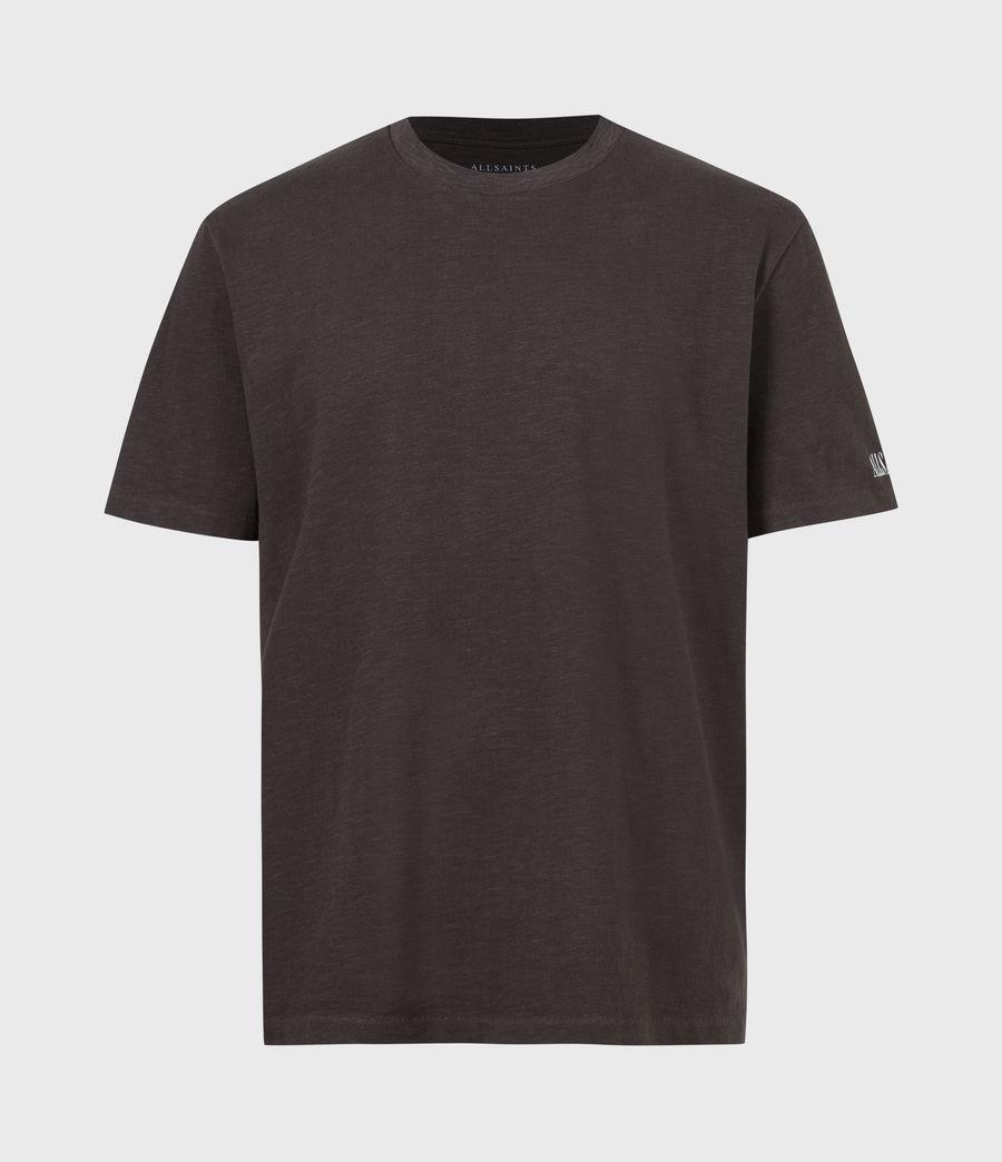 Men's Seri Crew T-Shirt (black) - Image 2