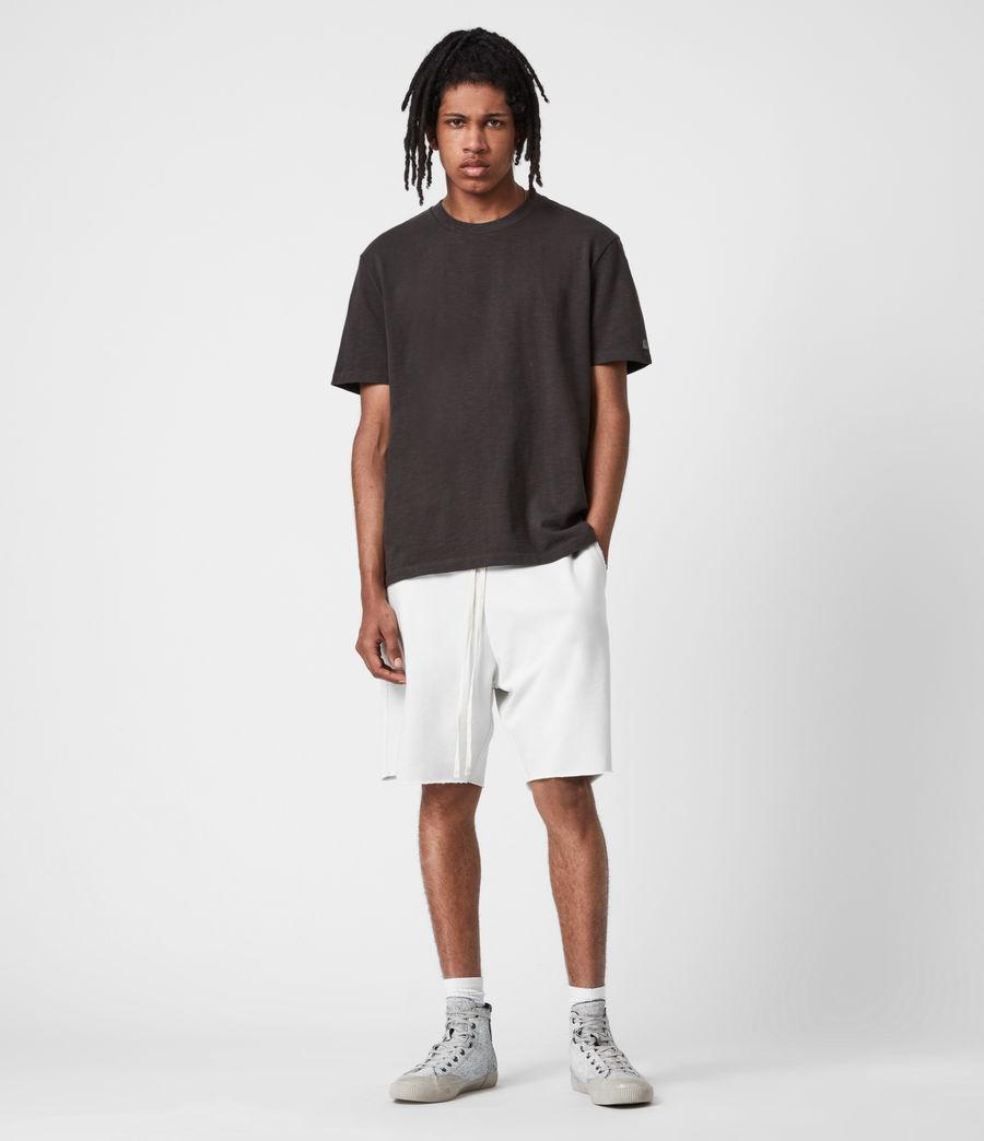 Men's Seri Crew T-Shirt (black) - Image 7