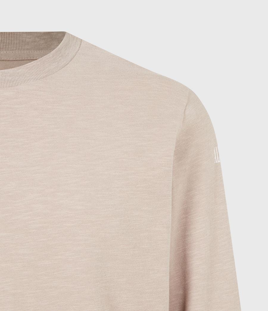 Herren Seri Langarmshirt (pewter_grey) - Image 5
