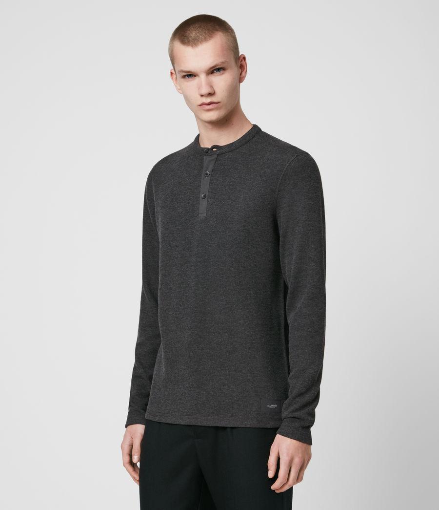 Men's Kiran Henley T-Shirt (charcoal_marl) - Image 3