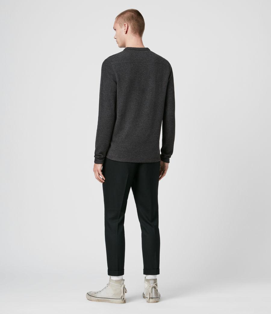 Men's Kiran Henley T-Shirt (charcoal_marl) - Image 6