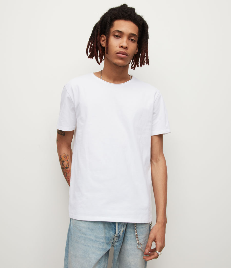 Men's Bodega Crew T-Shirt (optic_white) - Image 1