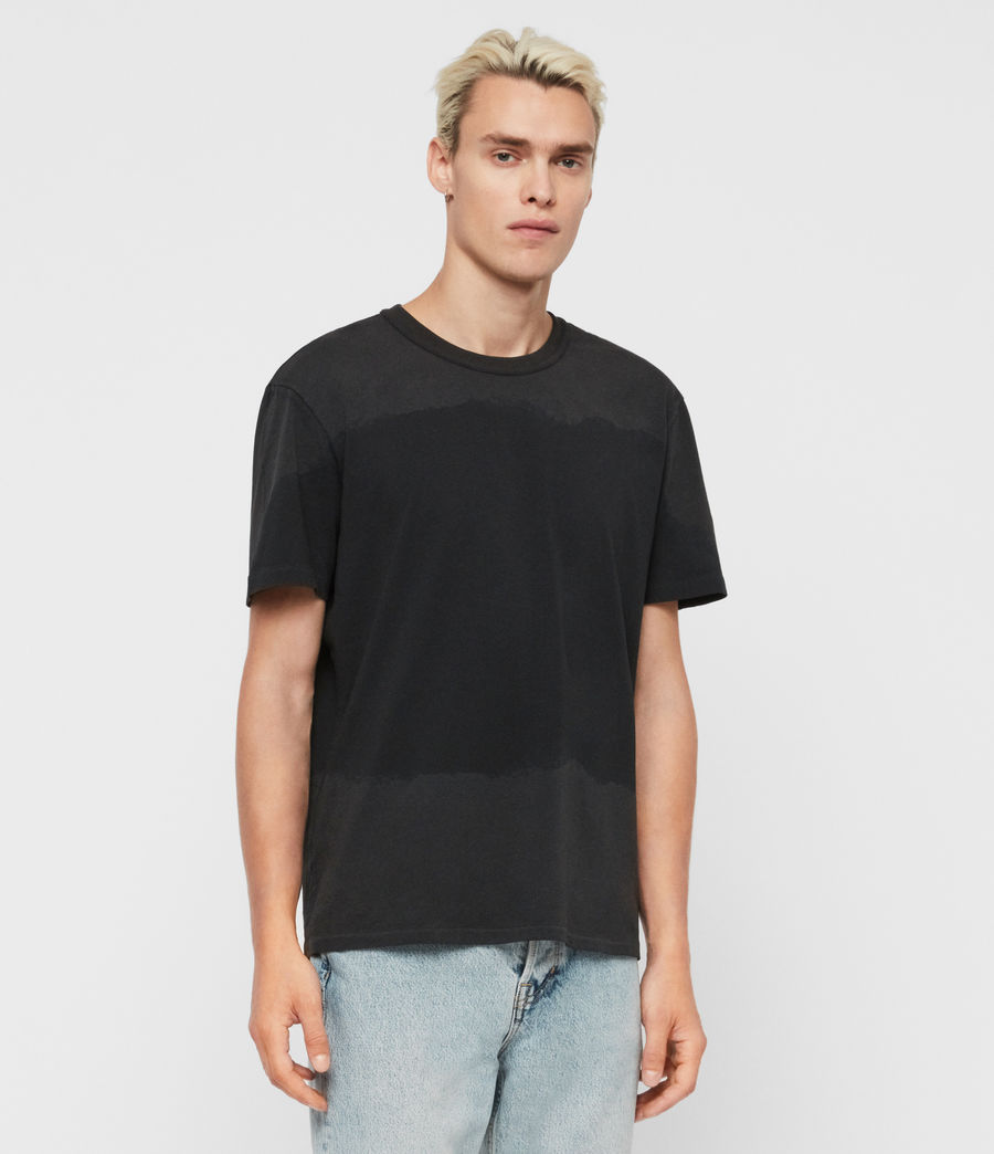 Men's Dexter Crew T-Shirt (jet_black) - Image 4