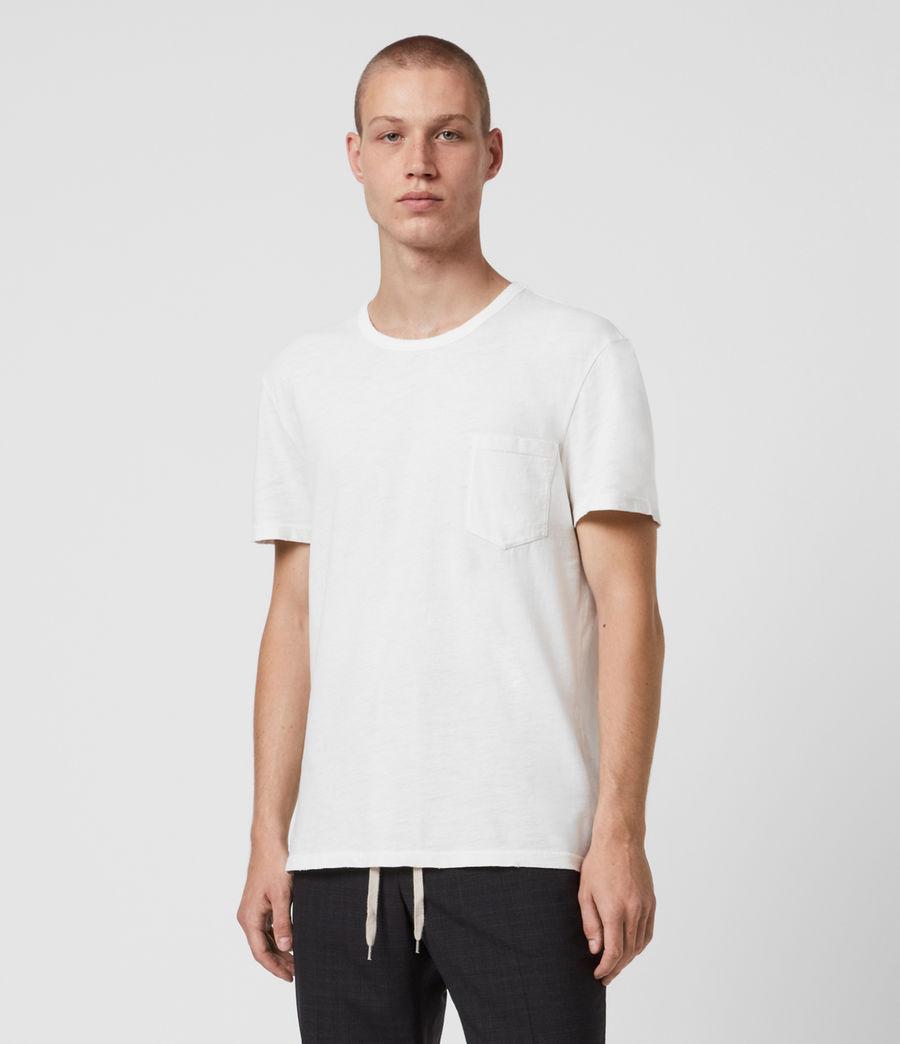 Men's Pilot Crew T-Shirt (chalk_white) - Image 1