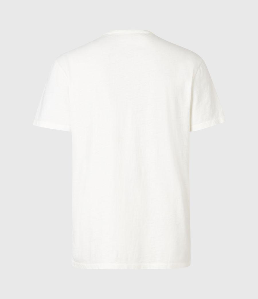 Men's Pilot Crew T-Shirt (chalk_white) - Image 7