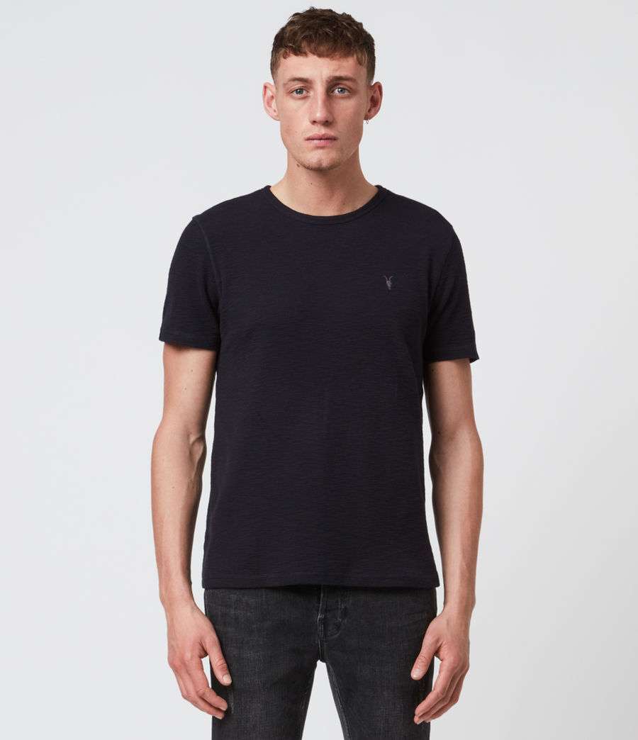 Herren Muse Crew T-Shirt (midnight) - Image 1