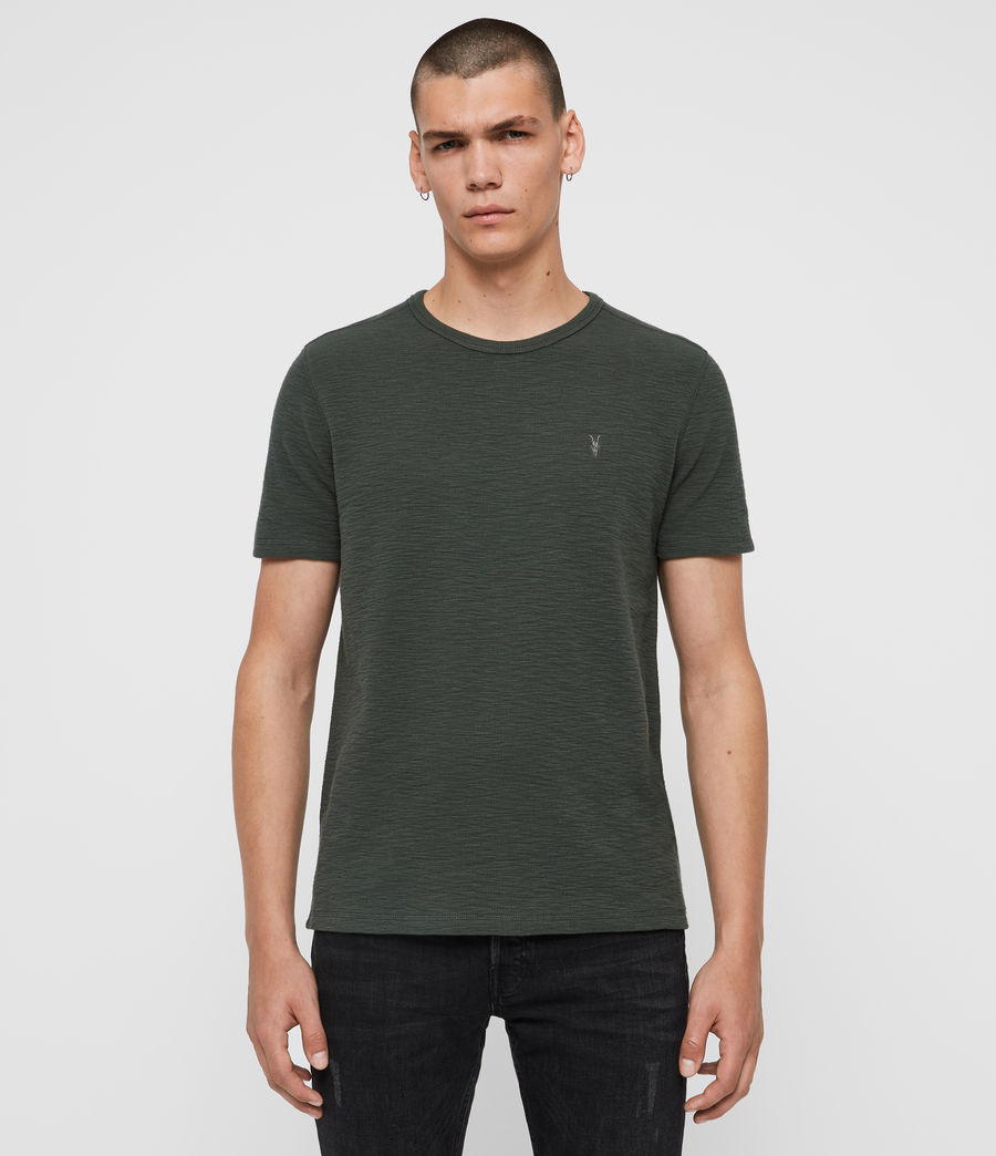 Herren Muse T-Shirt (pewter_green) - Image 1