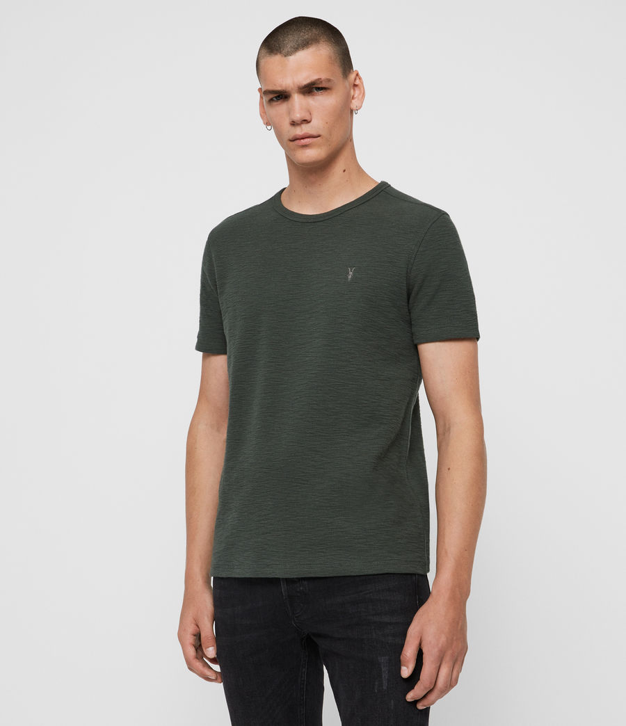 Herren Muse T-Shirt (pewter_green) - Image 4