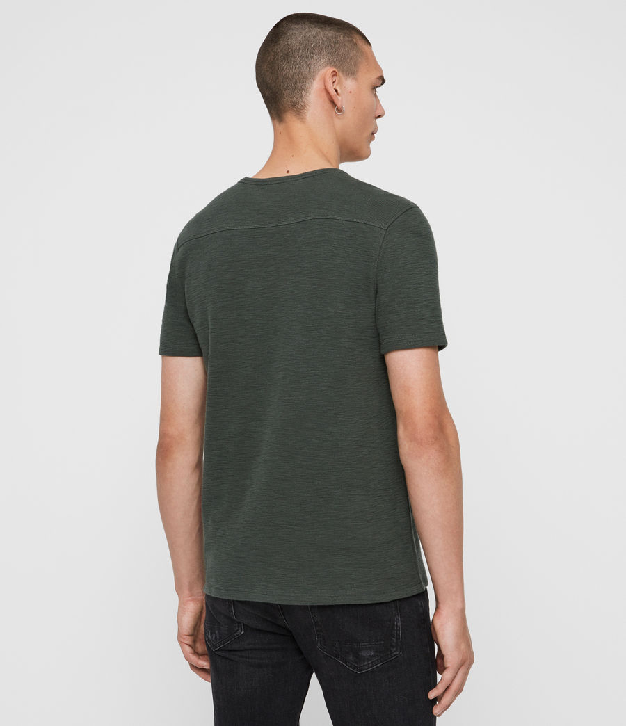 Hombres Camiseta Muse (pewter_green) - Image 5