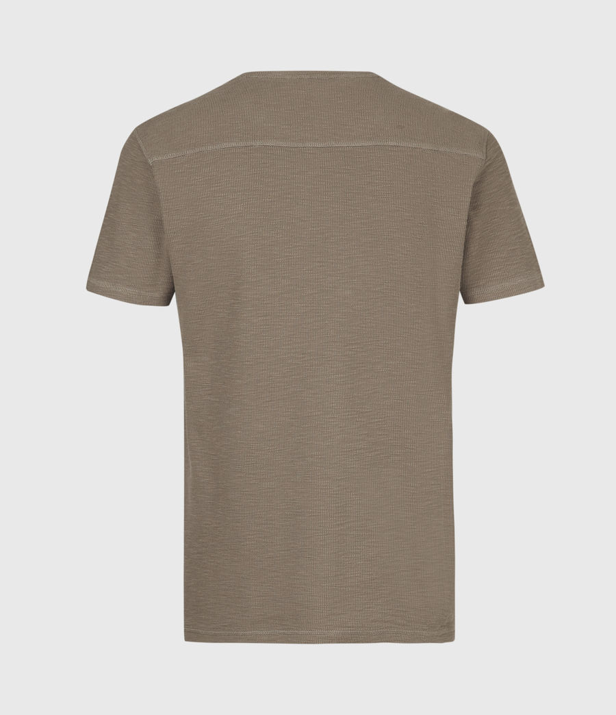 Men's Muse Crew T-Shirt (burnished_grey) - Image 3