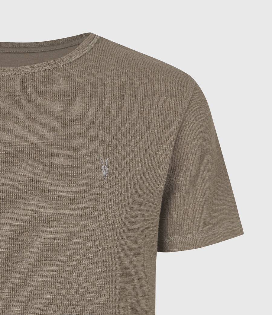 Men's Muse Crew T-Shirt (burnished_grey) - Image 5