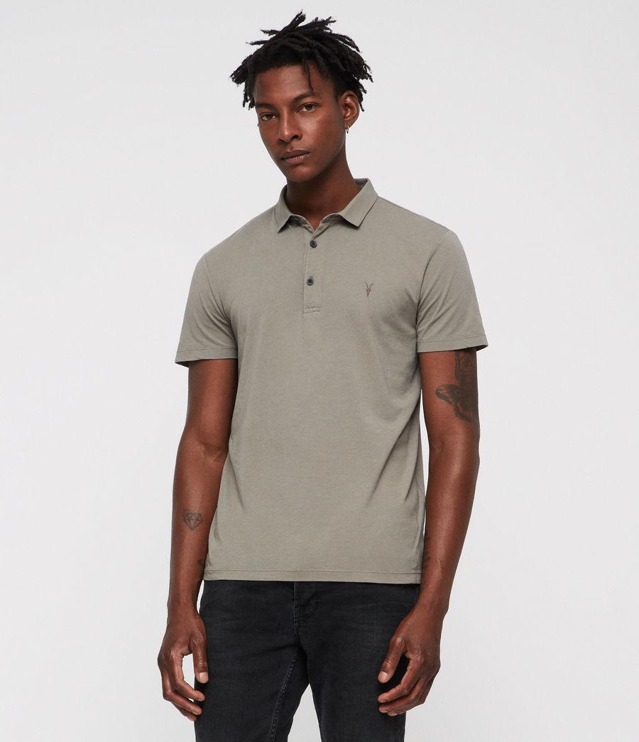 Hombres Brett Polo Shirt (mine_grey) - Image 1