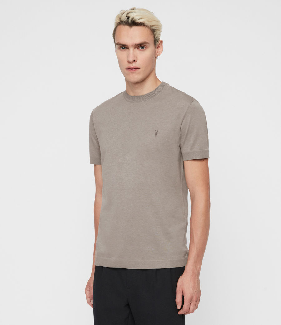 Men's Parlour Crew T-Shirt (jet_black) - Image 3