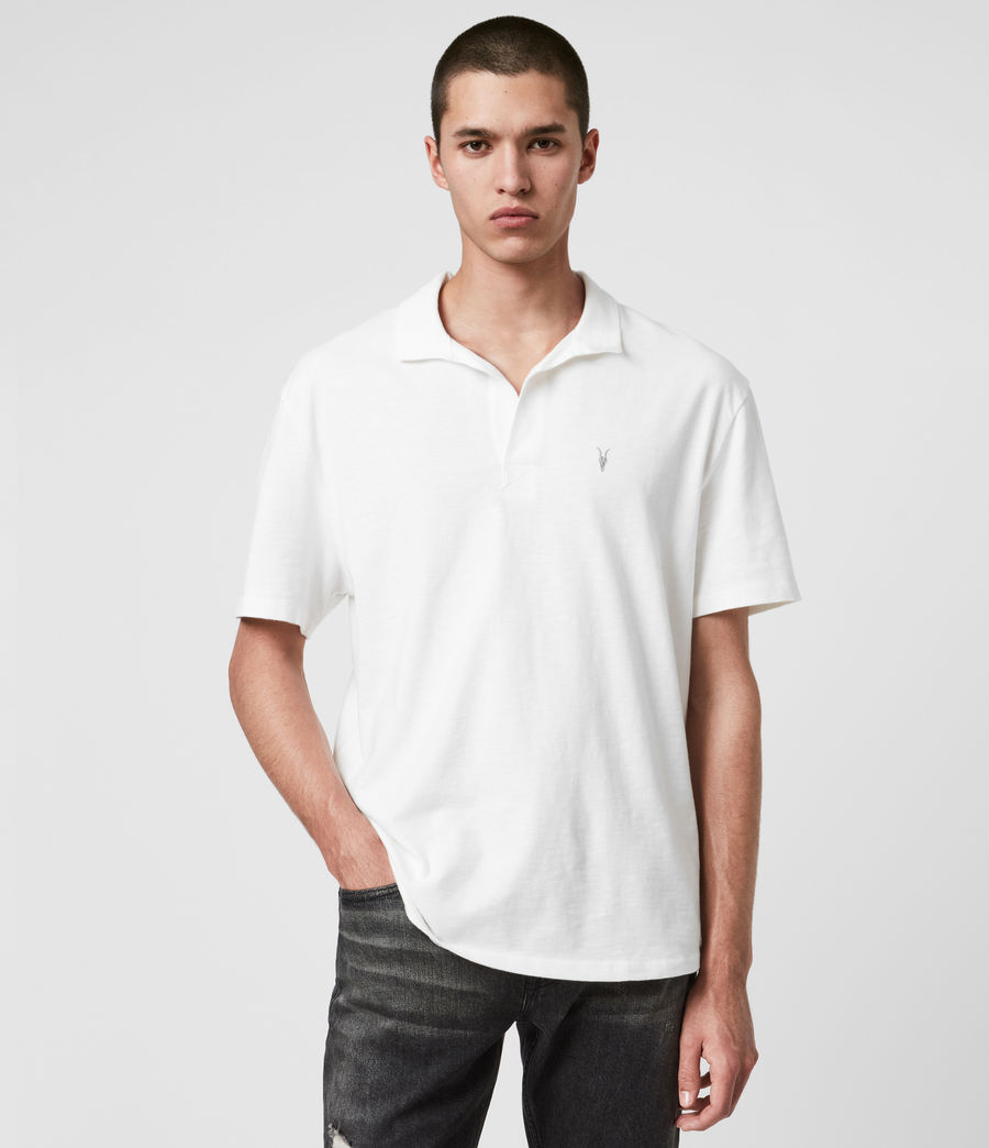 Men's Ryker Polo Shirt (chalk_white) - Image 1