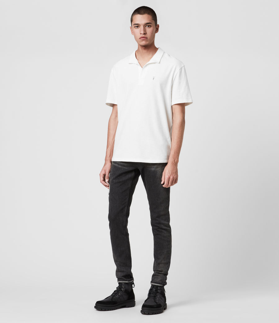 Men's Ryker Polo Shirt (chalk_white) - Image 3