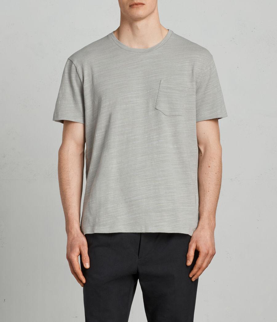 Men's Tye Crew T-Shirt (maize_green) - Image 1