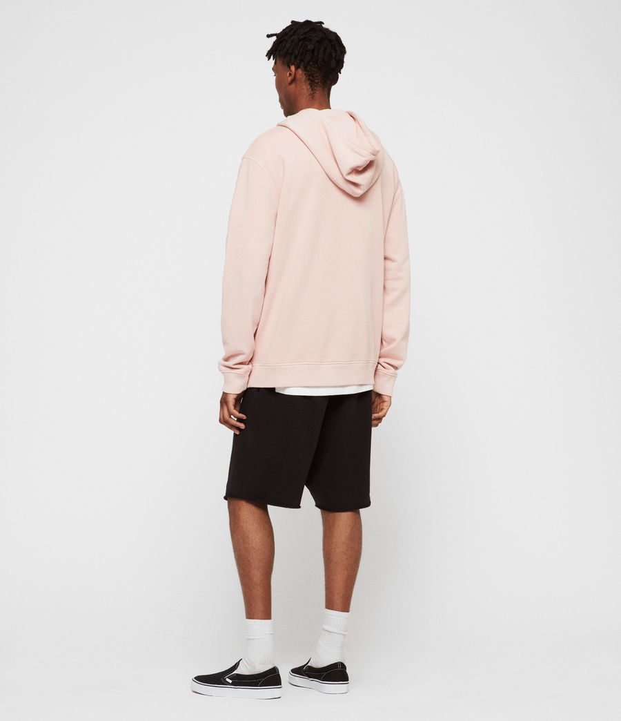 Hombre Avio Pullover Hoodie (bleach_pink) - Image 4