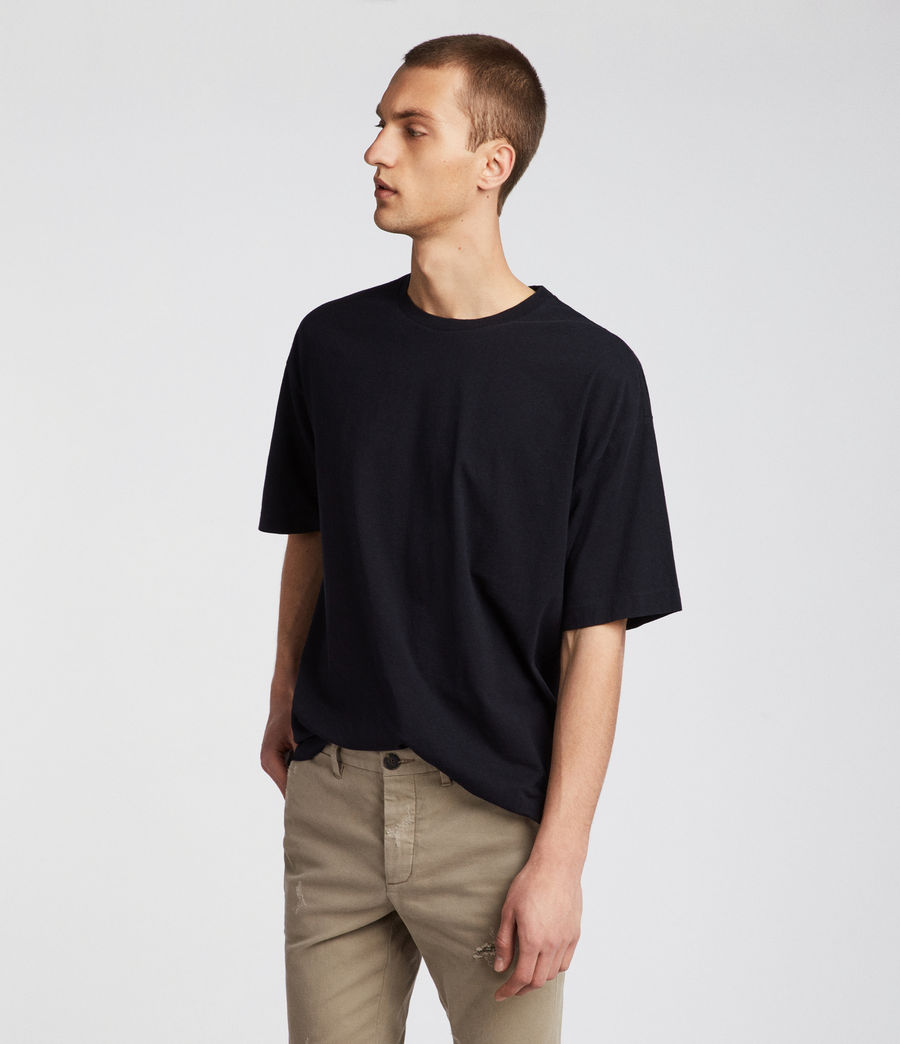 Men's Atnom Crew (jet_black) - Image 3