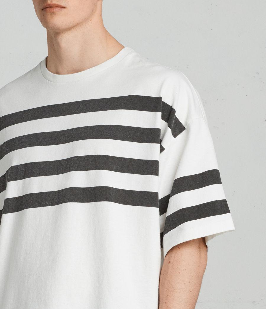 Hombre Camiseta Public (chalk_white_black) - Image 2
