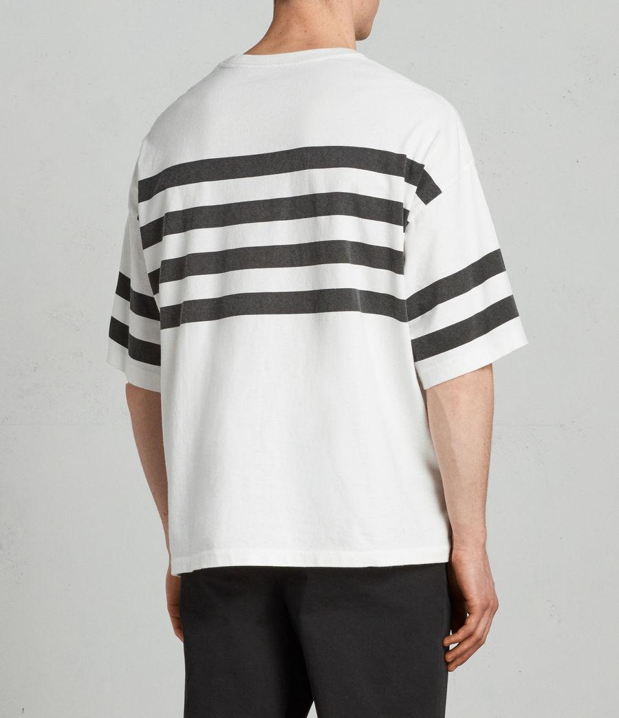 Hombre Camiseta Public (chalk_white_black) - Image 4