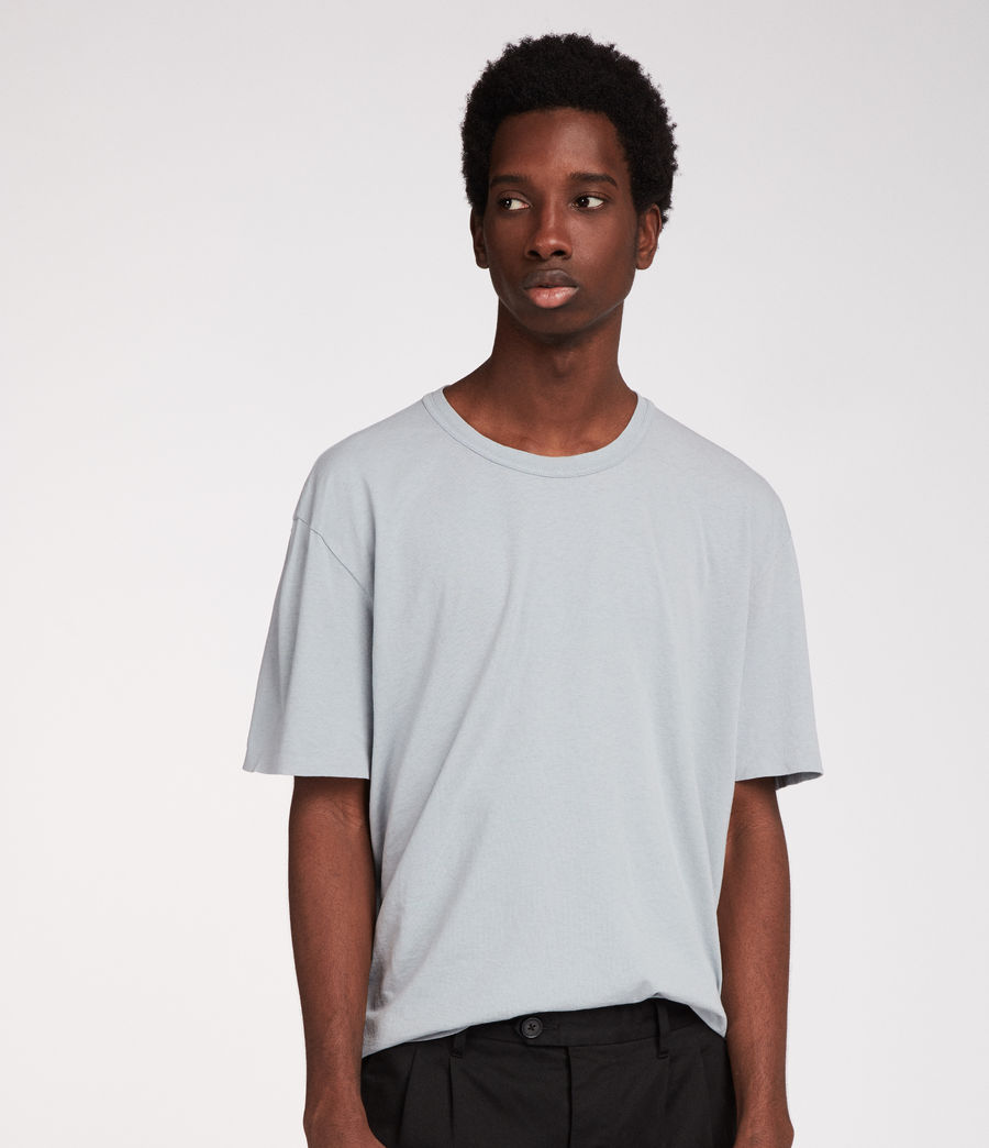 Hombres Camiseta Interger (resort_grey) - Image 2