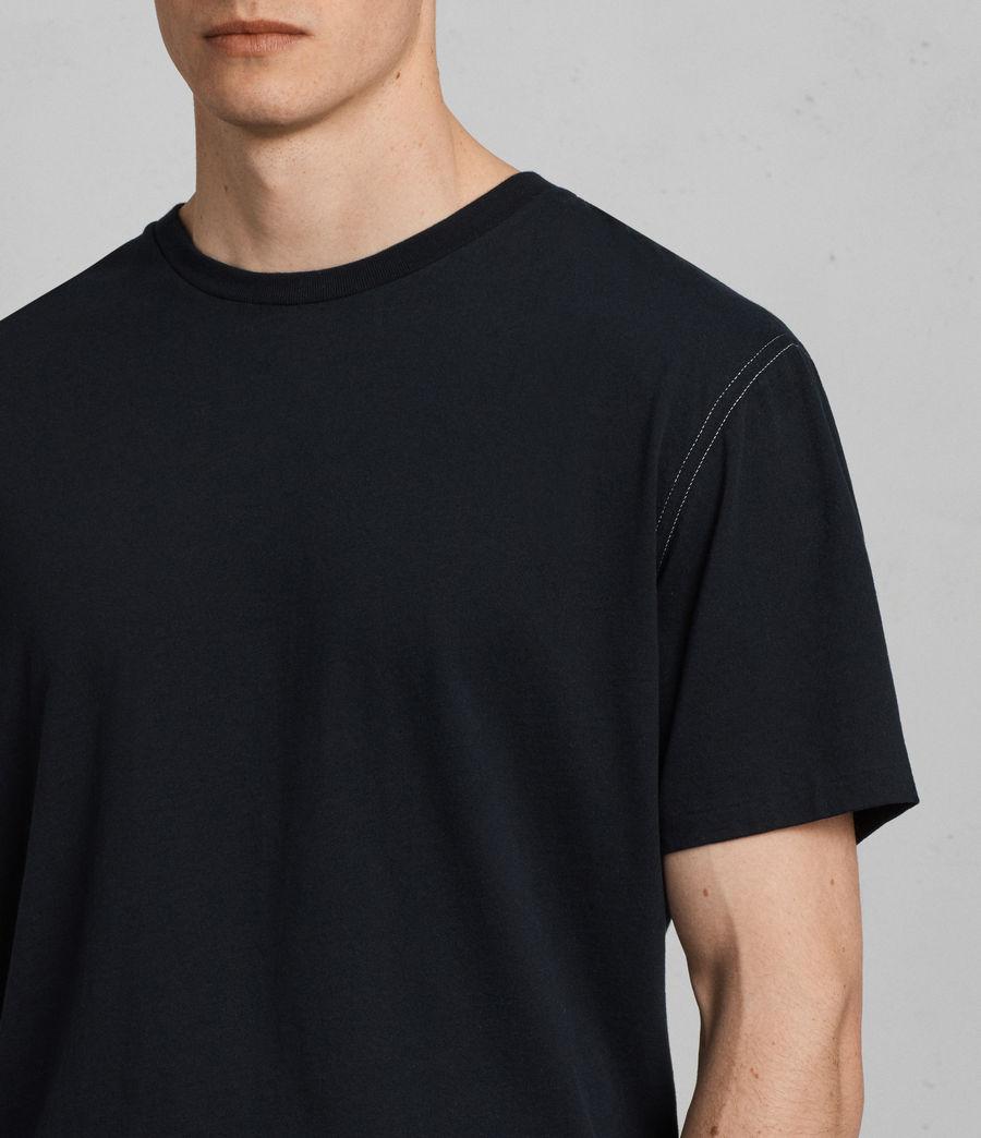 Hommes T-Shirt Dadelia (black_resort_grey) - Image 2