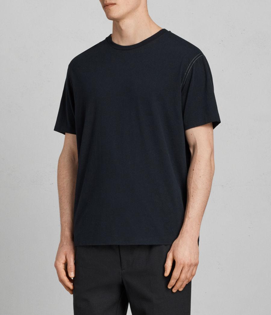 Hommes T-Shirt Dadelia (black_resort_grey) - Image 3
