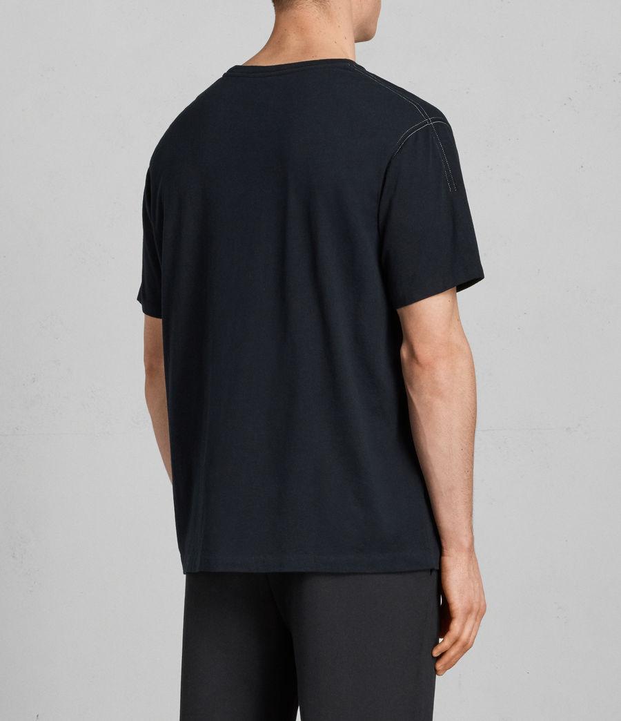Hommes T-Shirt Dadelia (black_resort_grey) - Image 4