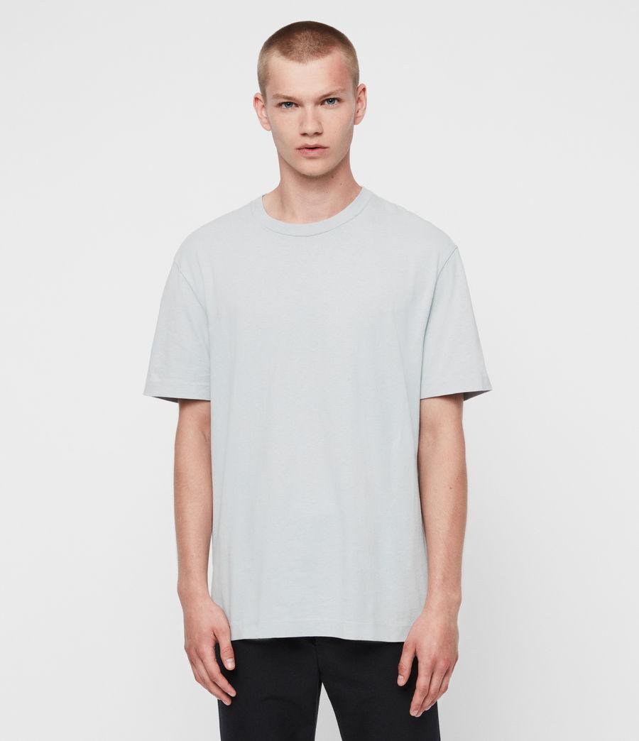 Mens Musica Crew T-Shirt (jet_black) - Image 2