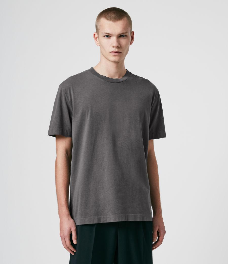 Herren Musica T-Shirt (alp_grey) - Image 3