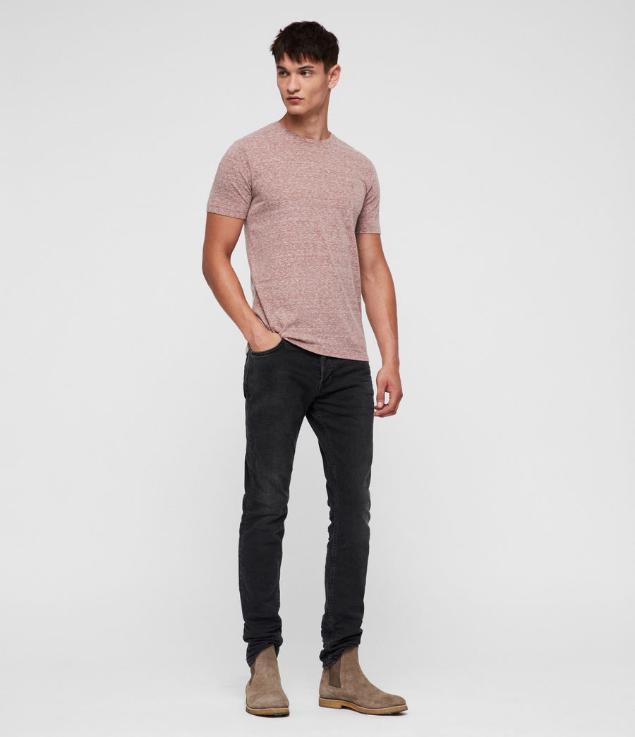 Uomo T-shirt Bray (clay_red) - Image 2