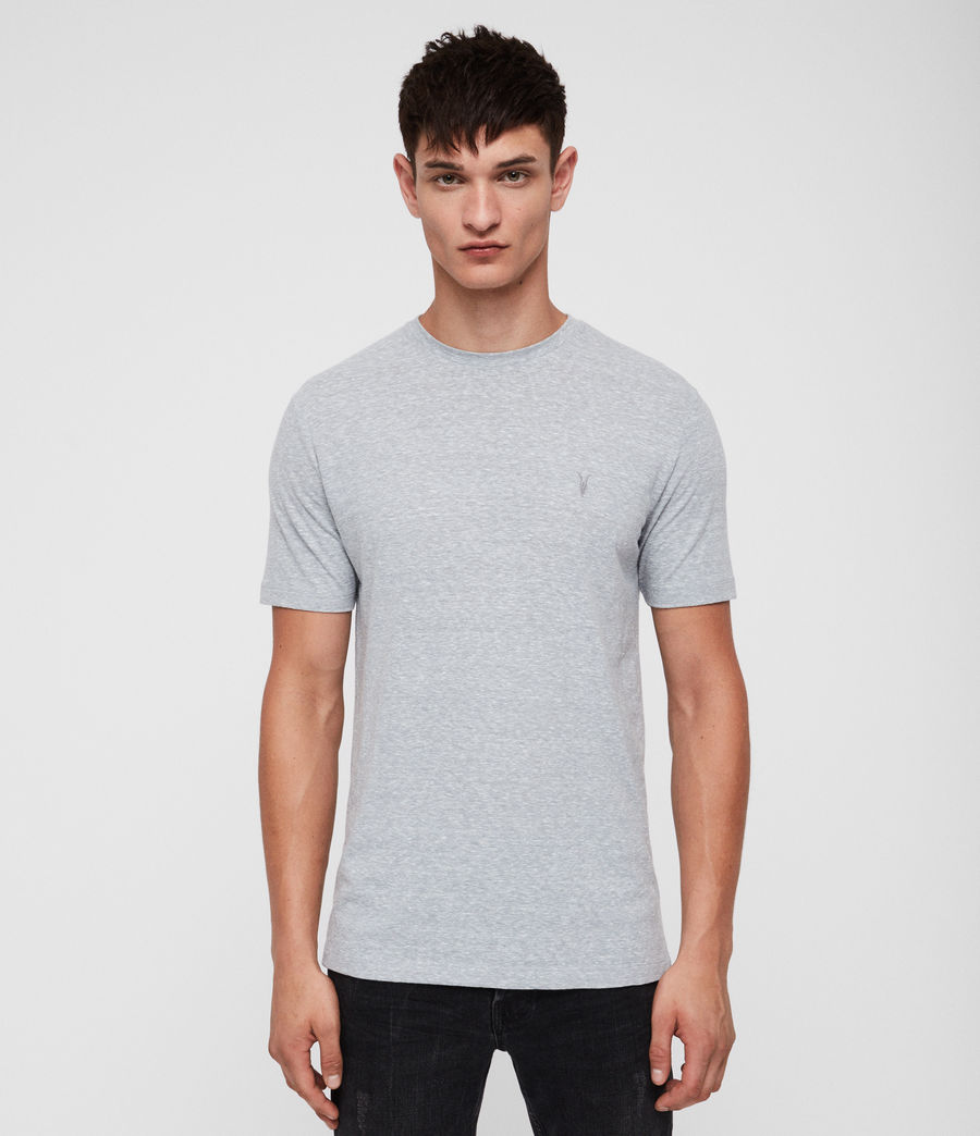 Men's Bray Crew T-Shirt (razor_blue) - Image 1