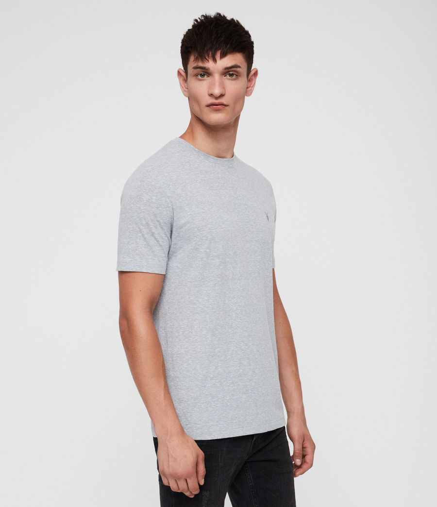 Men's Bray Crew T-Shirt (razor_blue) - Image 3