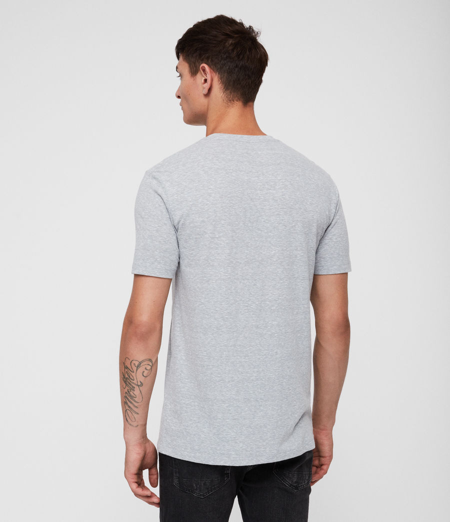 Men's Bray Crew T-Shirt (razor_blue) - Image 4