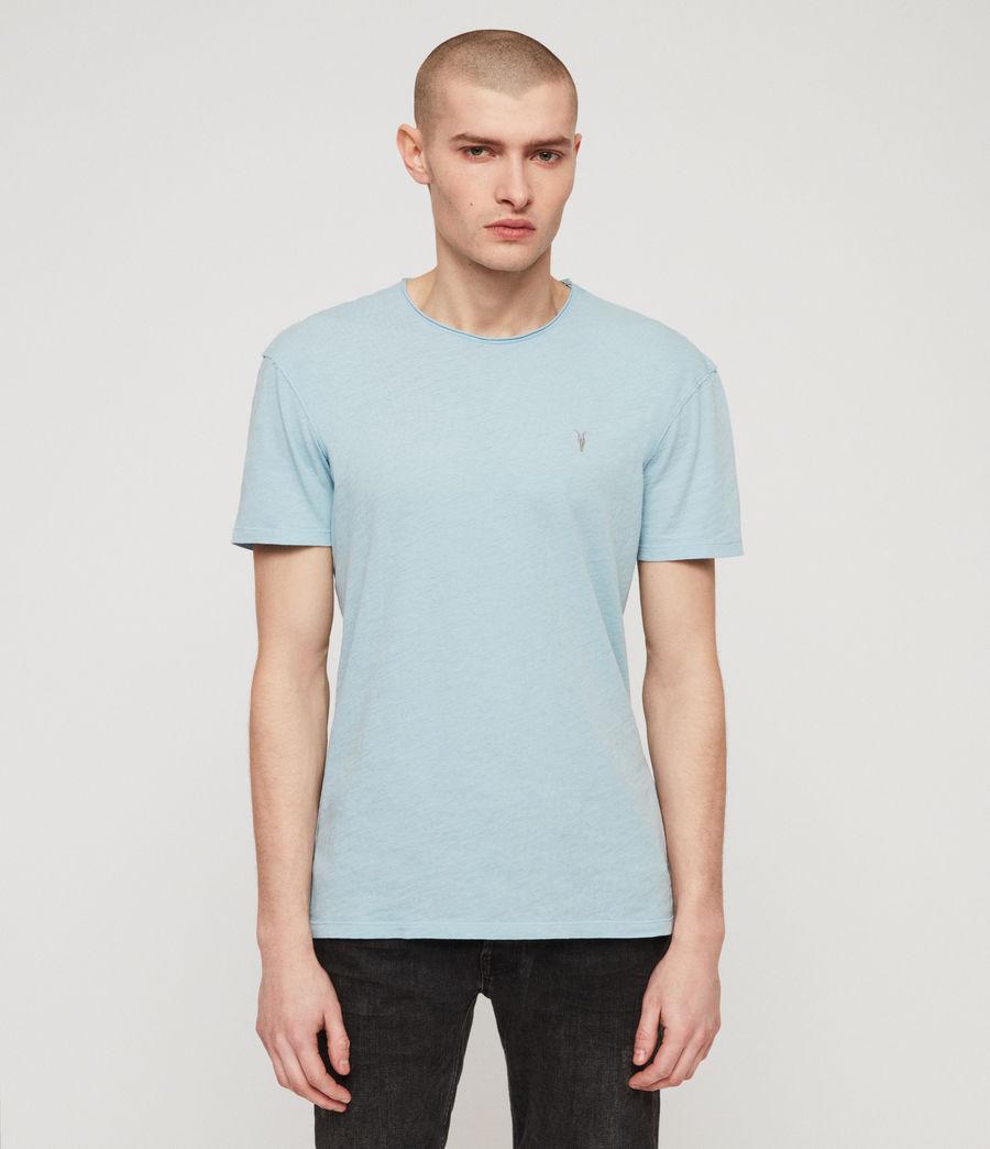 Mens Figma Crew T-Shirt (arbour_blue) - Image 1