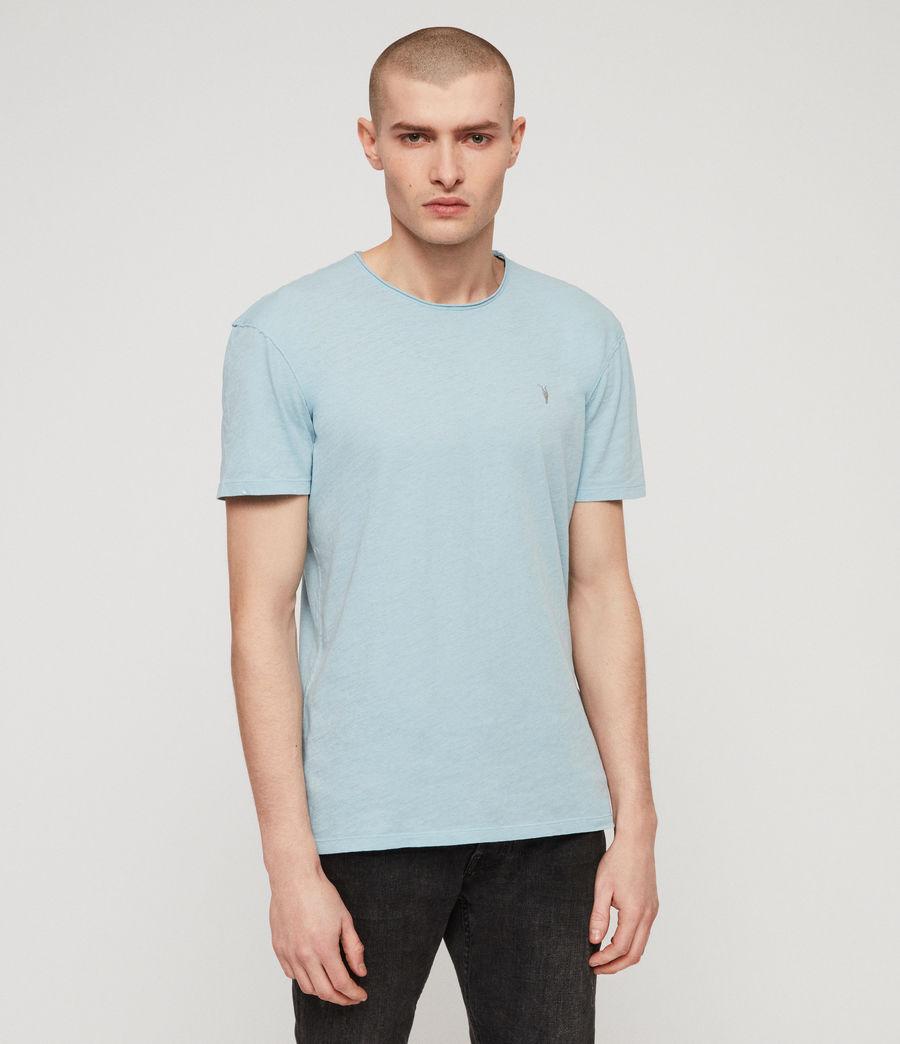 Mens Figma Crew T-Shirt (arbour_blue) - Image 4