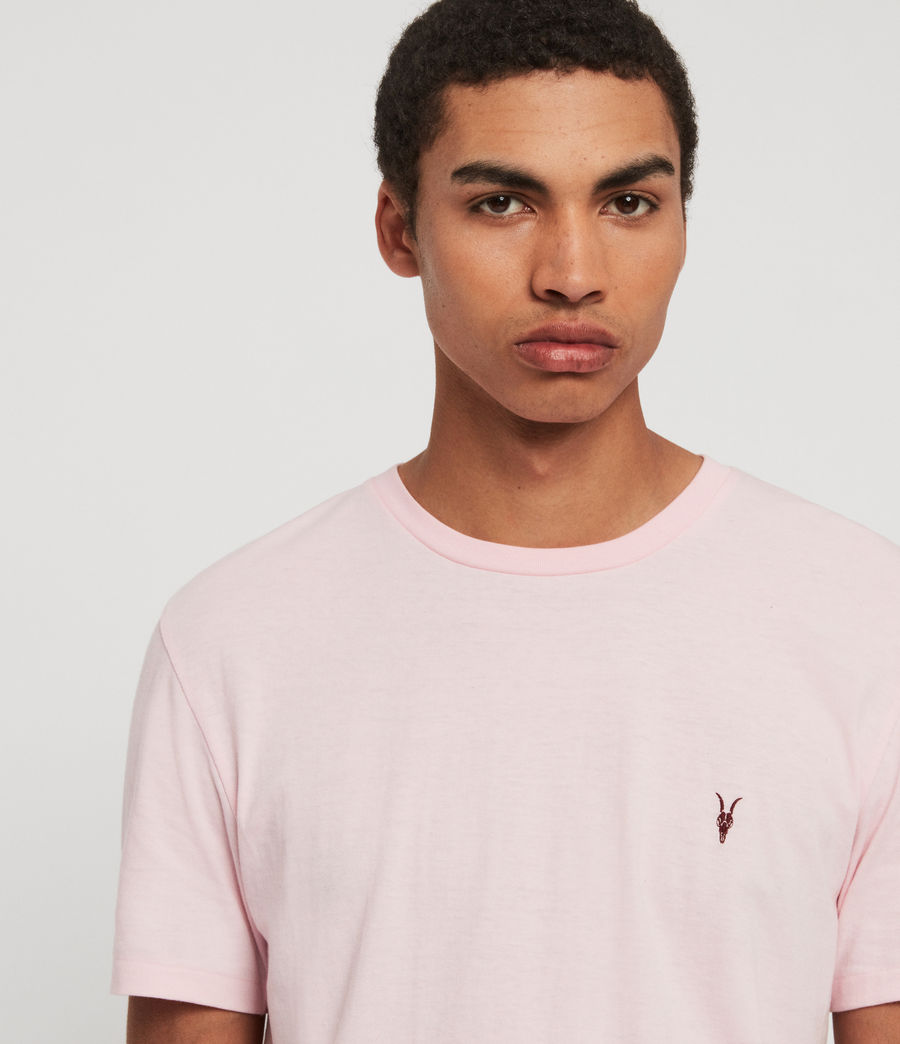 Hommes T-Shirt Cooper (mallow_pink_marl) - Image 2