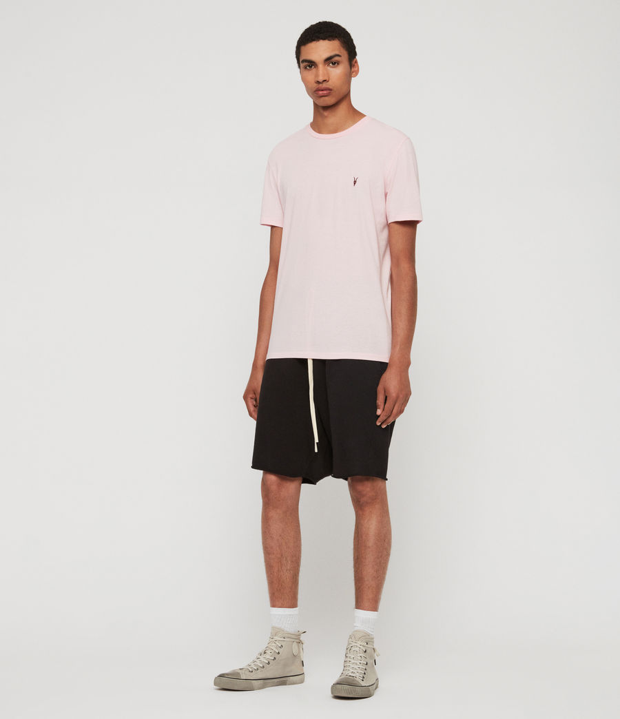 Hommes T-Shirt Cooper (mallow_pink_marl) - Image 3