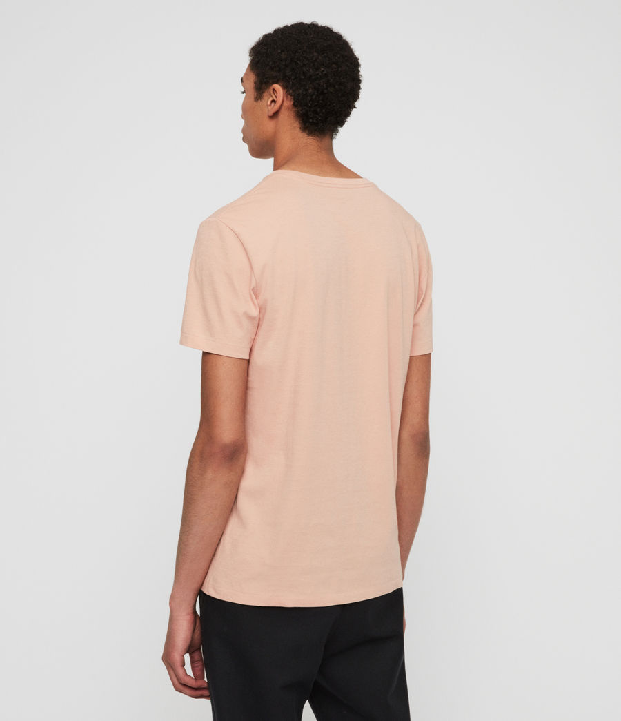 Men's Cooper Crew T-Shirt (optic_white) - Image 4