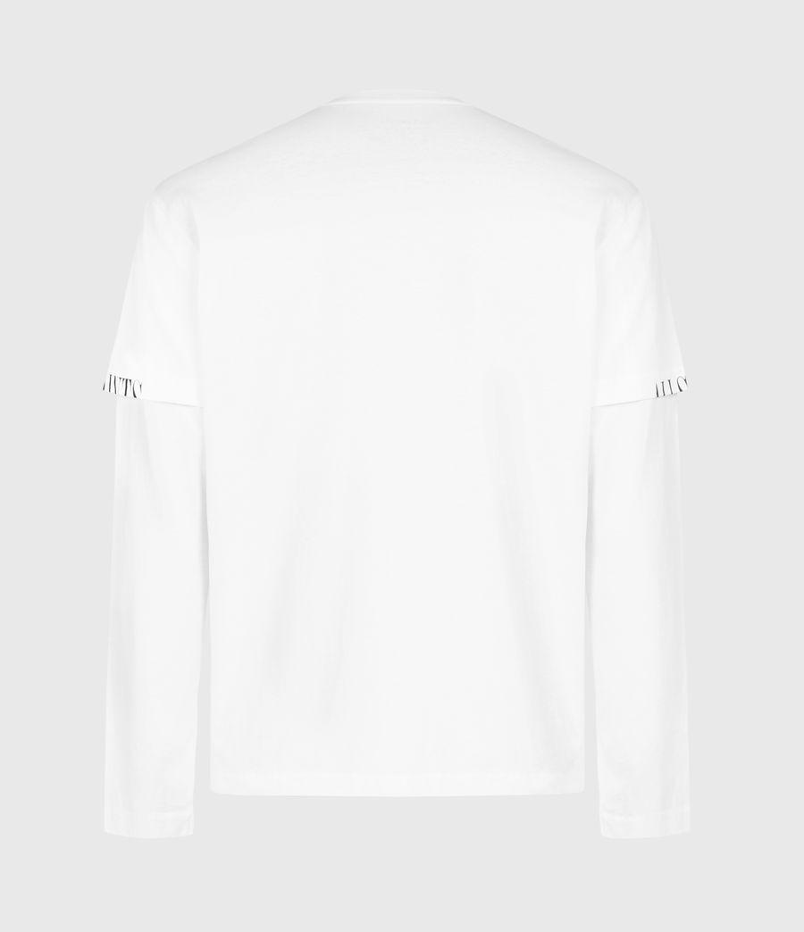 Herren Haven Langarmshirt (optic_white) - Image 3