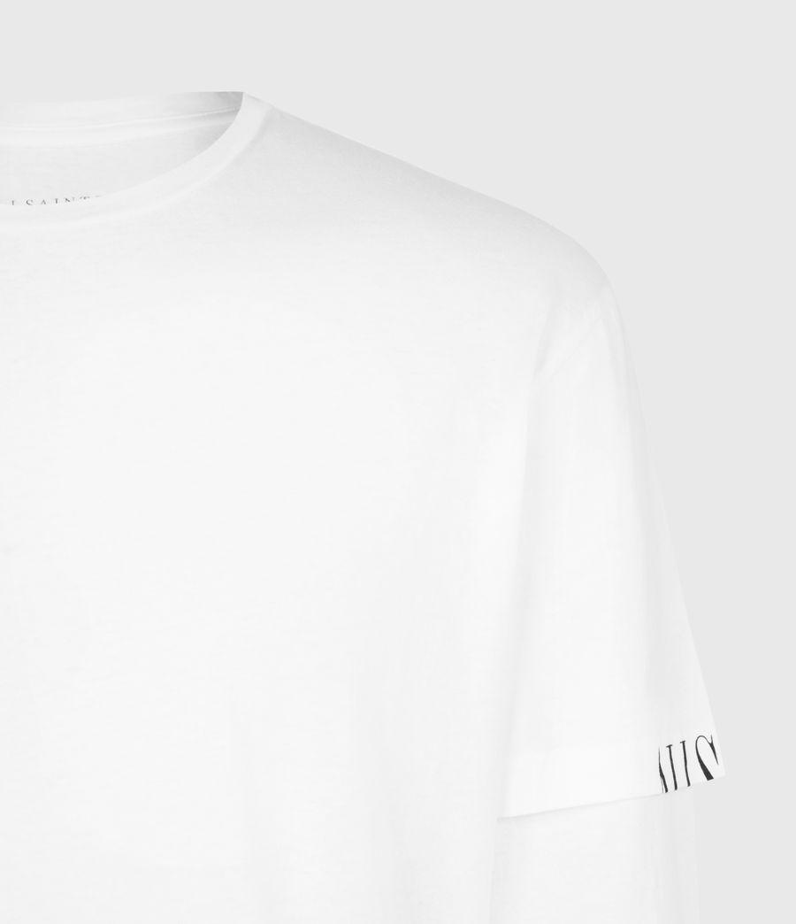 Herren Haven Langarmshirt (optic_white) - Image 5