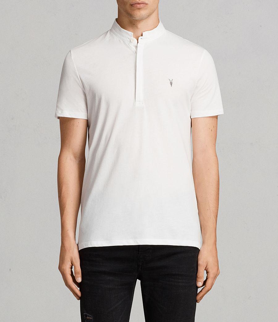 Mens Grail Polo Shirt (chalk_white) - Image 1