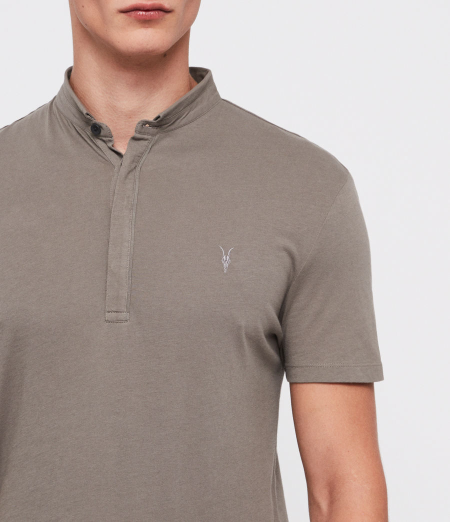 Uomo Grail Polo Shirt (core_grey) - Image 2