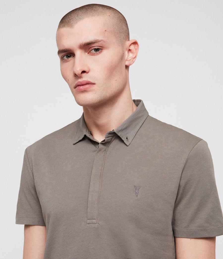 Men's Grail Polo Shirt (sheal_green) - Image 2