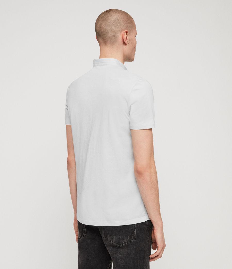 Men's Grail Polo Shirt (sol_blue) - Image 5