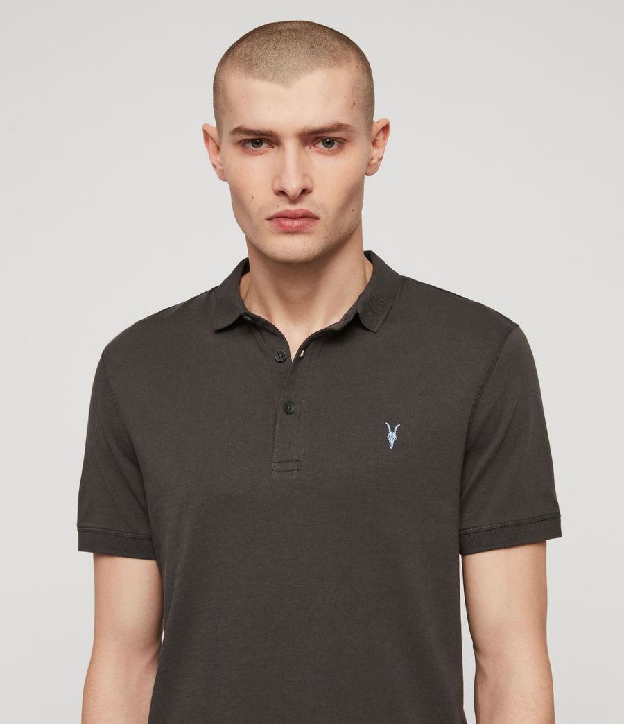 Herren Cooper Polo Shirt (blossom_pink) - Image 2