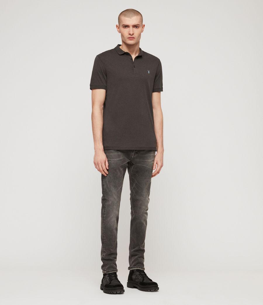 Herren Cooper Polo Shirt (blossom_pink) - Image 3
