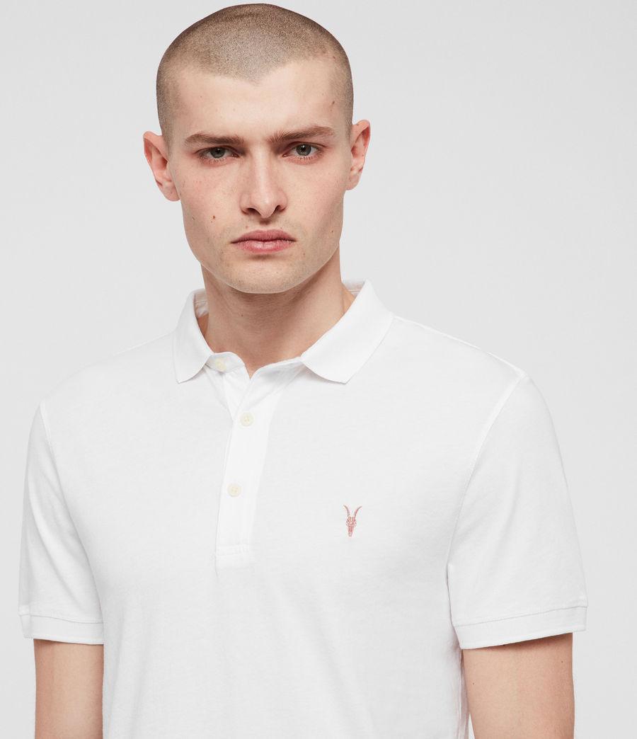 Hombre Polo Cooper (optic_white) - Image 2